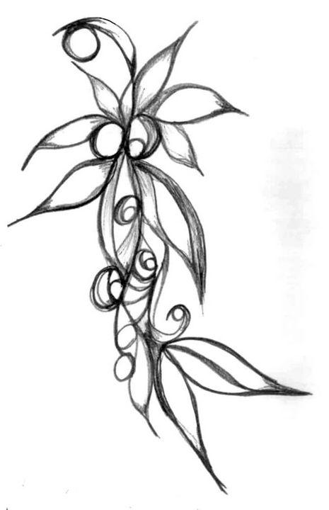 Untitled 40 - Random Doodle Art