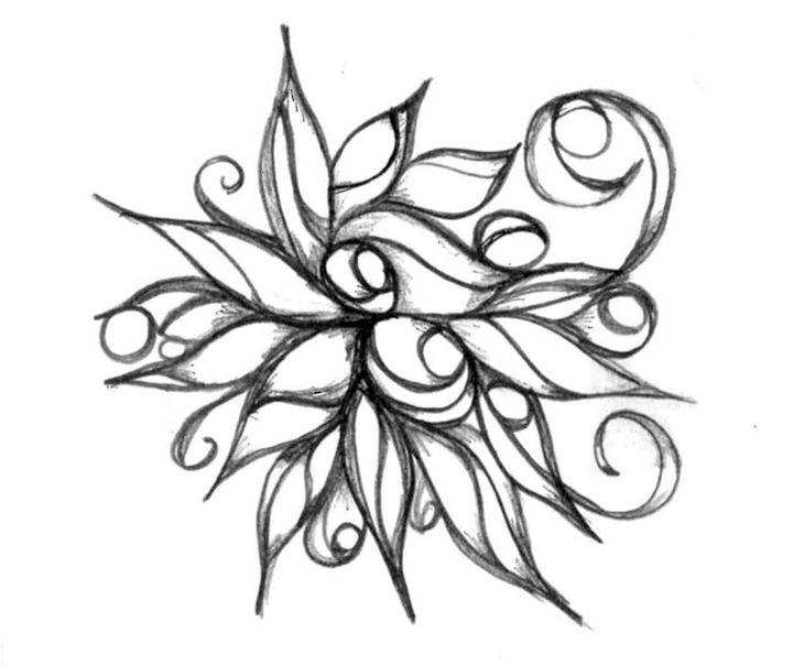 Untitled 41 - Random Doodle Art