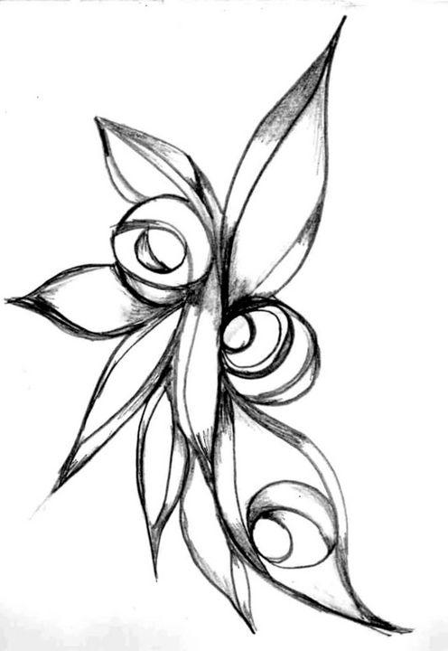Untitled 42 - Random Doodle Art