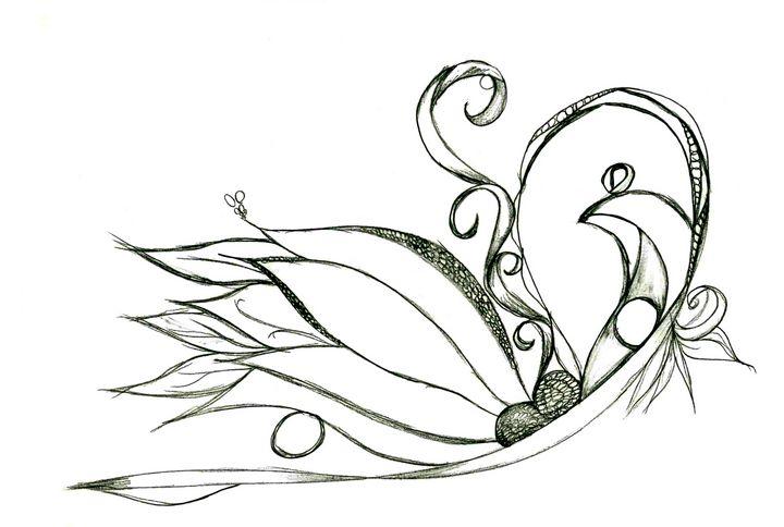 Untitled 03 - Random Doodle Art