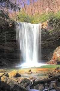 Cucumber Falls Ohiopyle