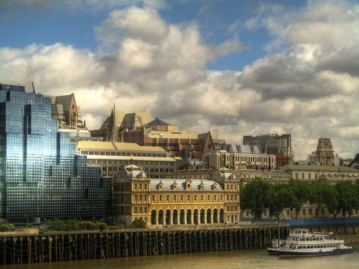 Old Billingsgate Market in London - Vlad Baciu Photography