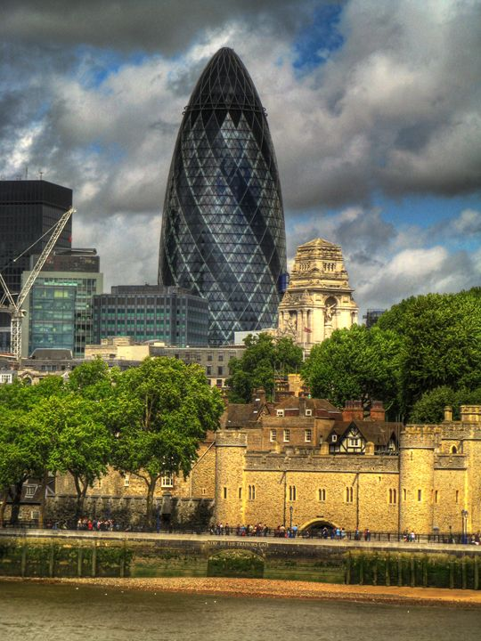 London Egg Building - Vlad Baciu Photography