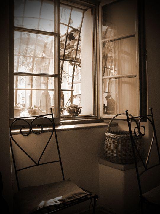 vintage interior - Vlad Baciu Photography
