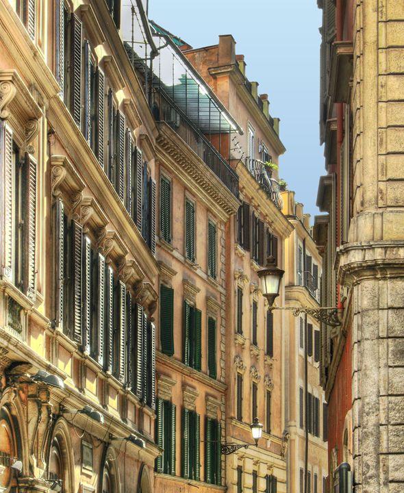 Buildings in Rome - Vlad Baciu Photography