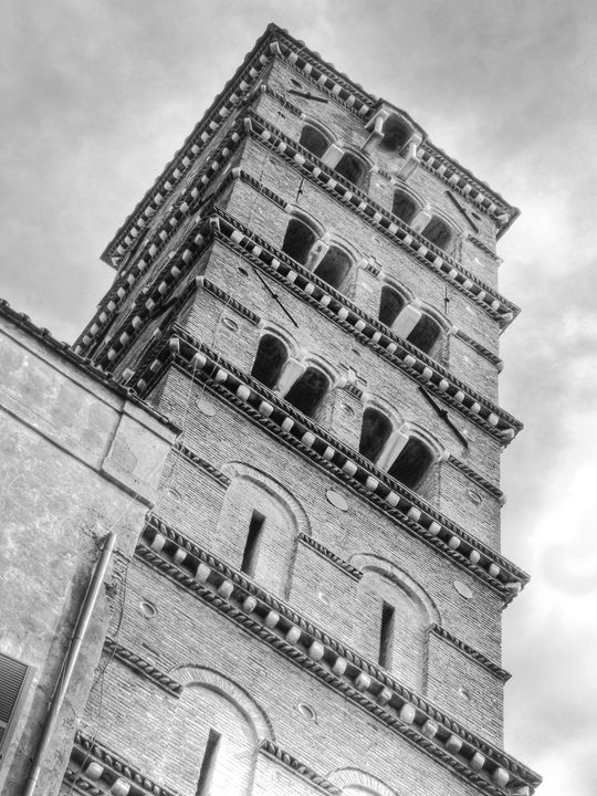 Basilica Santa Francesca Romana - Vlad Baciu Photography