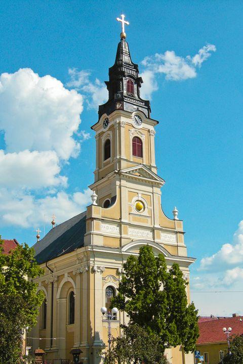 The Moon Church In Oradea - Romania - Vlad Baciu Photography