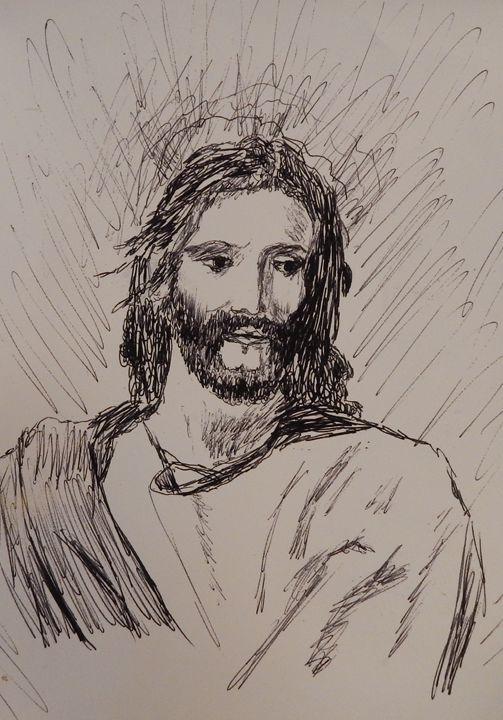 Jesus - Cochran Art Gallery
