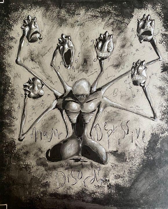 Major Depressive Disorder - Genuine Arts