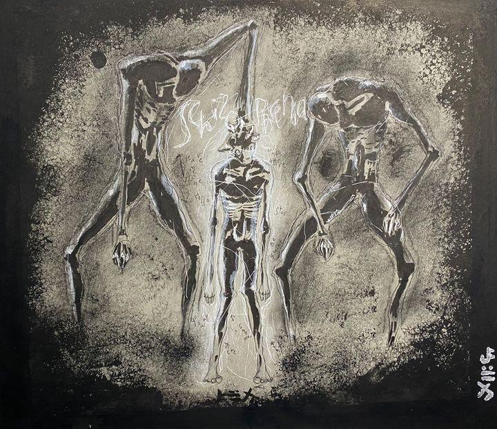 Schizophrenia - Genuine Arts