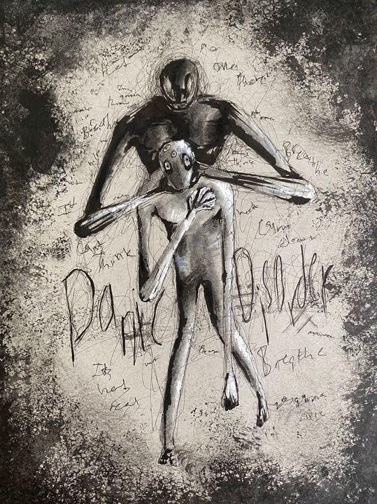 Panic Disorder - Genuine Arts