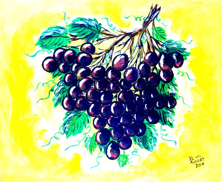 GRAPES - YS Gallery