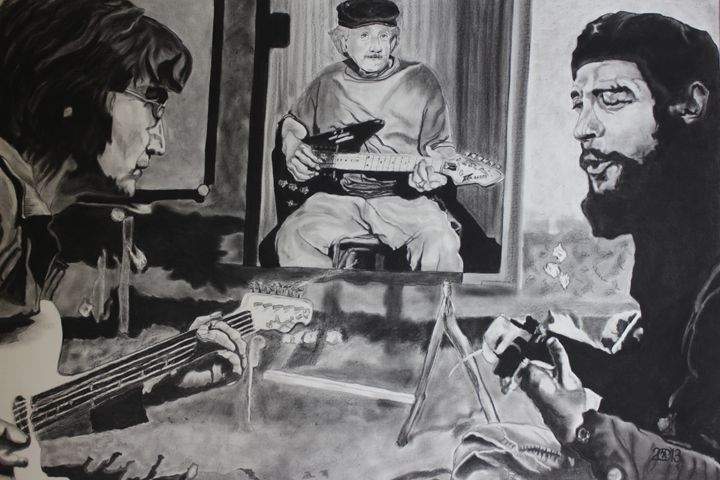 The Big Trio - Relative, Creativ