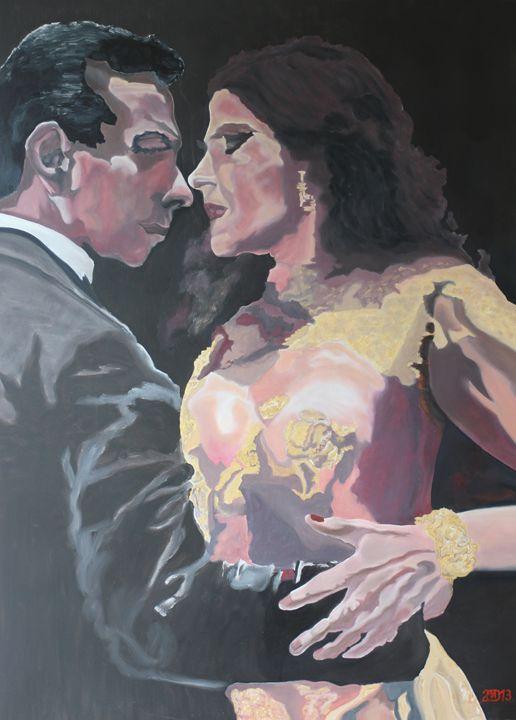 Dancing Couple - Relative, Creativ