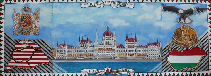 Hungarians 3. - Relative, Creativ