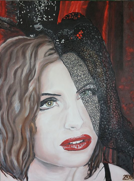 The Lady Portrait - Relative, Creativ