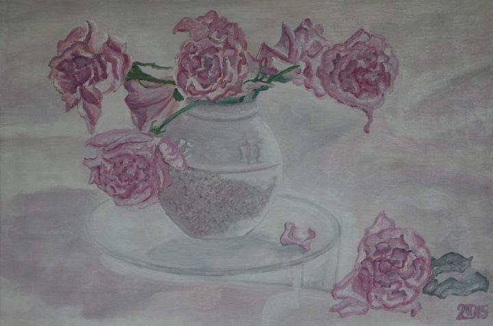 Still Life, Roses - Relative, Creativ