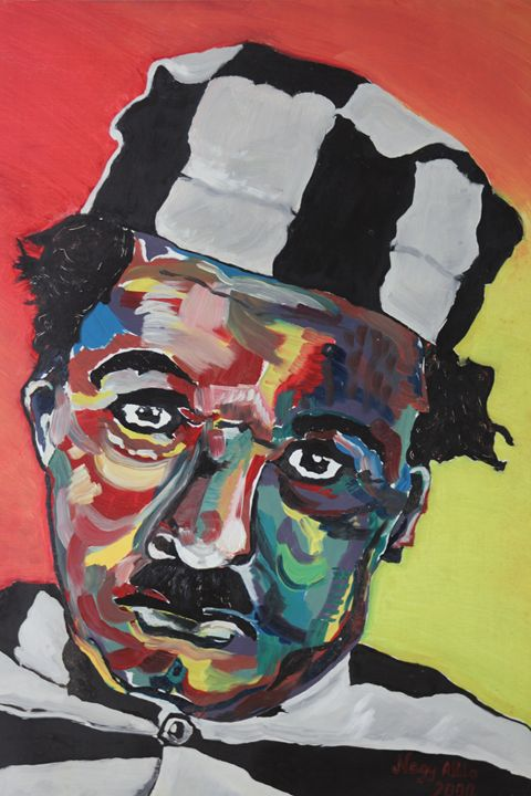Charlie Chaplin - Relative, Creativ