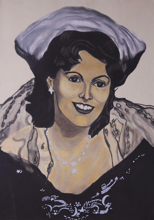 Greta Garbo - Relative, Creativ