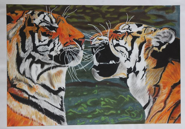 Tigers - Relative, Creativ