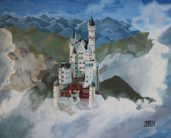 Neuschwanstein Castle - Relative, Creativ
