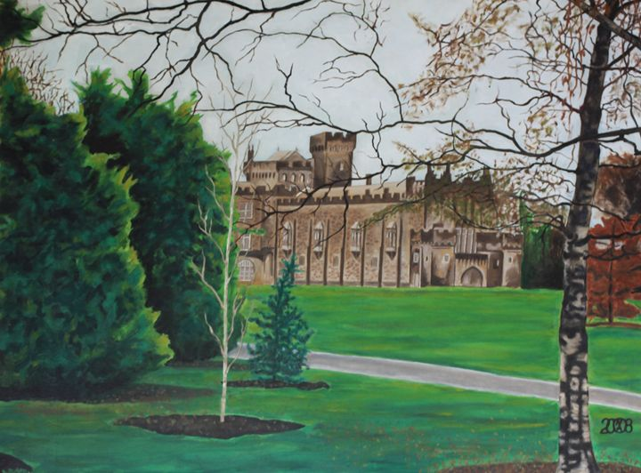 Kilkenny Castle - Relative, Creativ