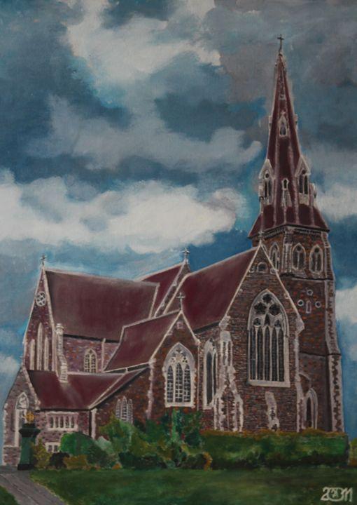 Series 1. Tramore Church - Relative, Creativ