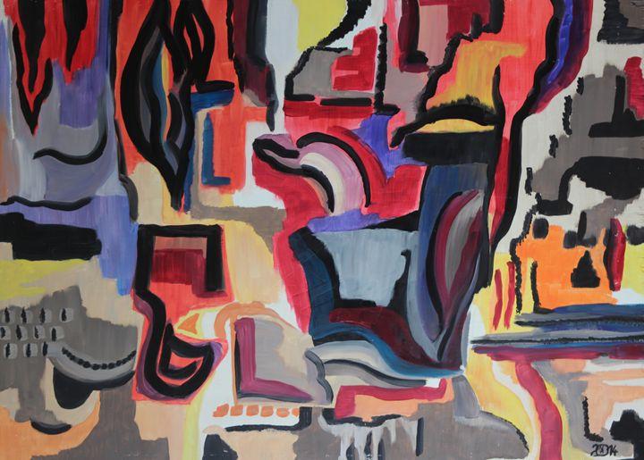Abstract - Relative, Creativ
