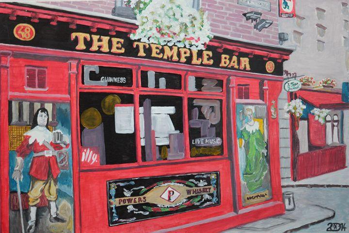 Temple Bar ( 3 pieces ) - Relative, Creativ