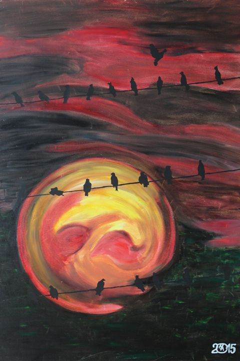 Sunset - Relative, Creativ