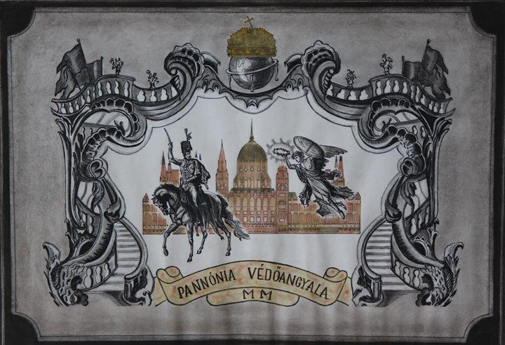 Pannonia Guardian Angel - Relative, Creativ