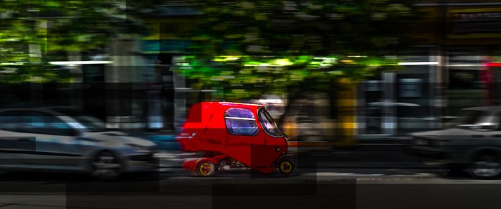little red car - Dz.68