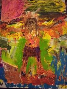 Christ crucified - Stephen John whelan