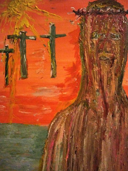 The Christ - Stephen John whelan
