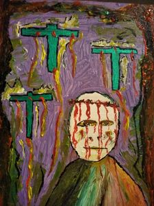 Christ crucified - Stephen John whelan