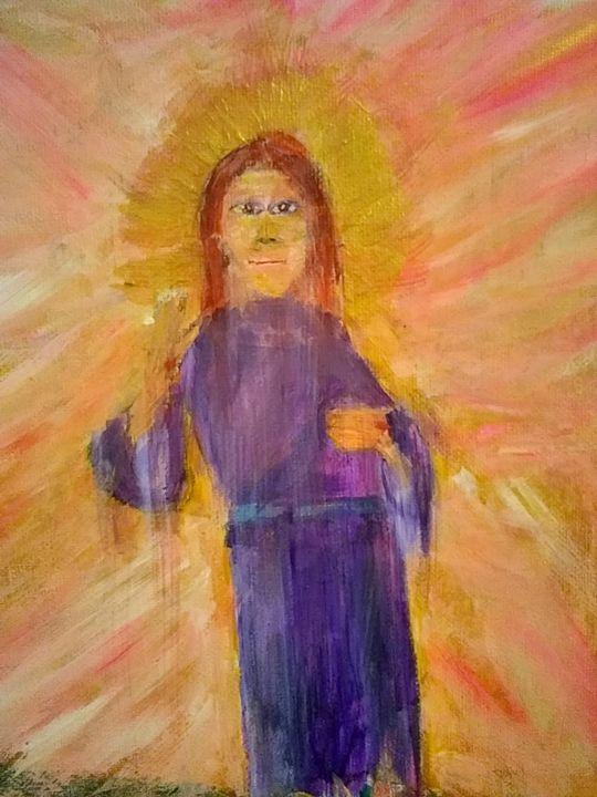 Jesus the Christ - Stephen John whelan
