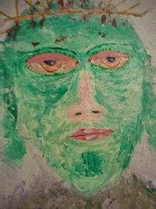 Green jesus