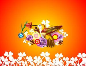 Hummingbird - oriaj