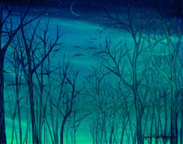 Winter Silence - Faye Anastasopoulou