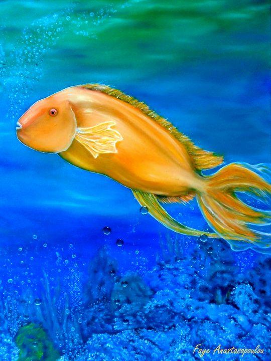 Undersea Journey - Faye Anastasopoulou