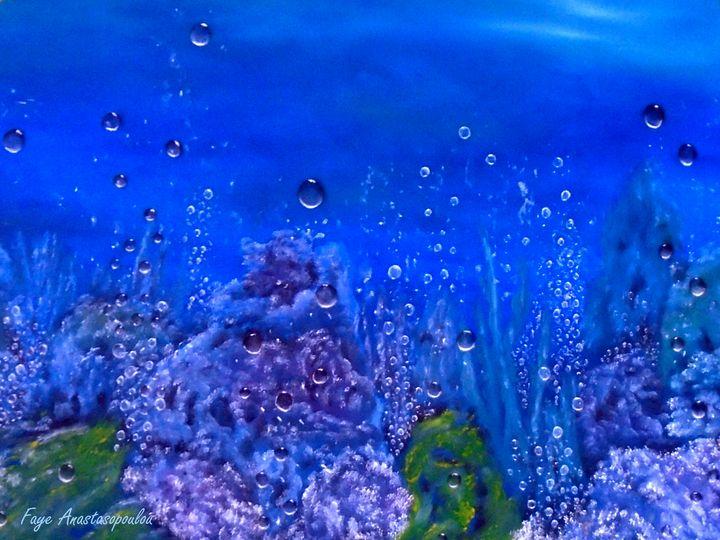 Coral Reef - Faye Anastasopoulou