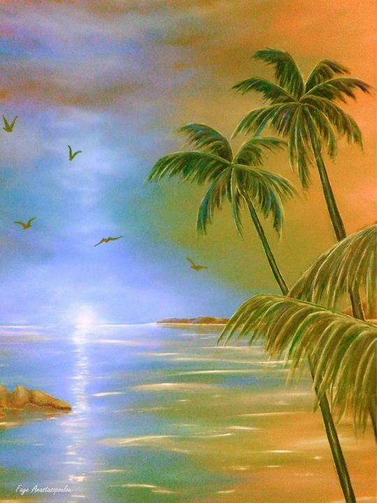 Tropical Breeze - Faye Anastasopoulou