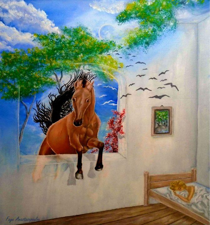 Lucid Dream - Faye Anastasopoulou