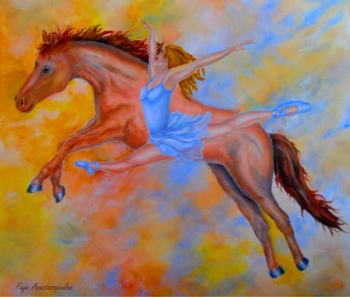 Fire and Ice - Faye Anastasopoulou