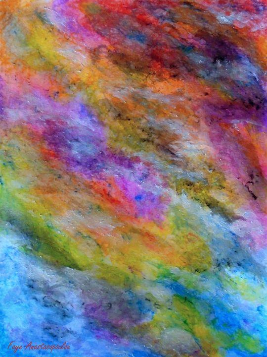 Rainbow Symphony - Faye Anastasopoulou