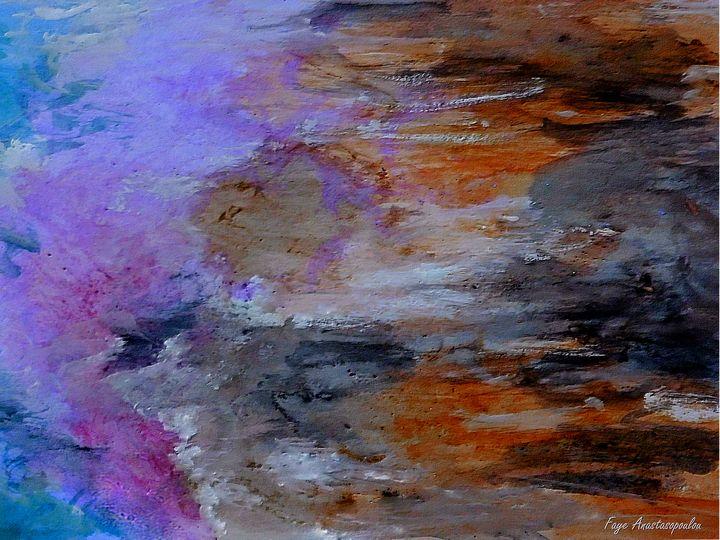Colorful Coast - Faye Anastasopoulou