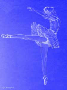 Celestial Ballerina