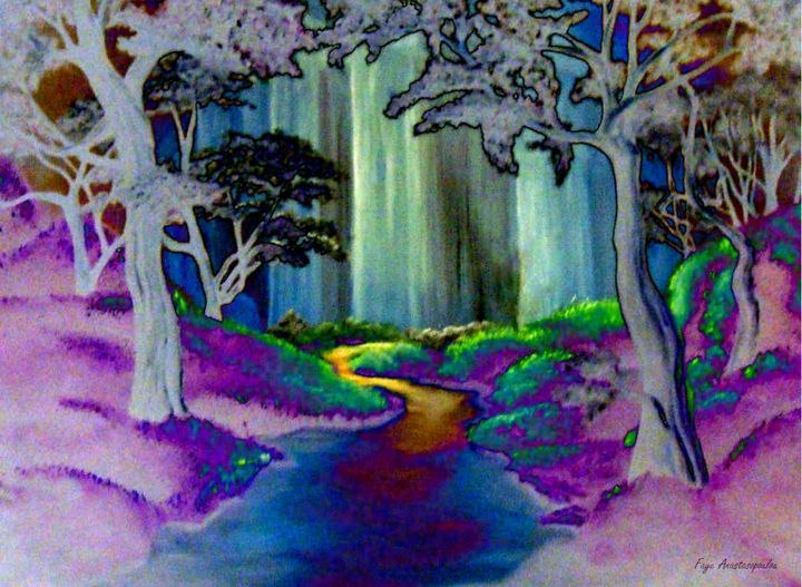 Forest Magic - Faye Anastasopoulou