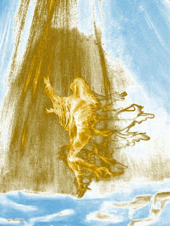 Ascending Angel - Faye Anastasopoulou