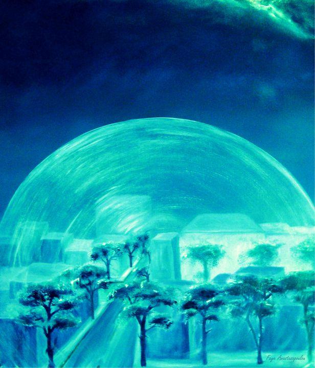 Memories Of The Future - Faye Anastasopoulou